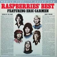 Raspberries ‎– Raspberries' Best - Featuring Eric Carmen (MFSl LP)