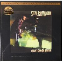 Stevie Ray Vaughan & Double Trouble ‎– Couldn't Stand the Weather MFSL Box Set (2 LP)