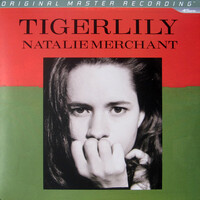 Natalie Merchant ‎– Tigerlily   (Used LP)
