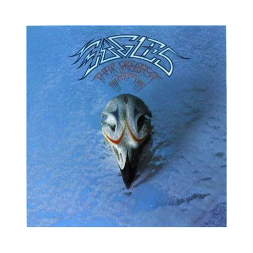 The Eagles: Their Greatest Hits 1971-1975 (LP)
