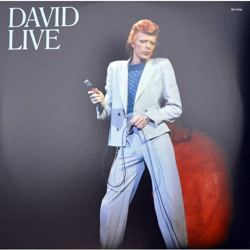 David Bowie: David (Live At The Tower Philadelphia) (2 LP)
