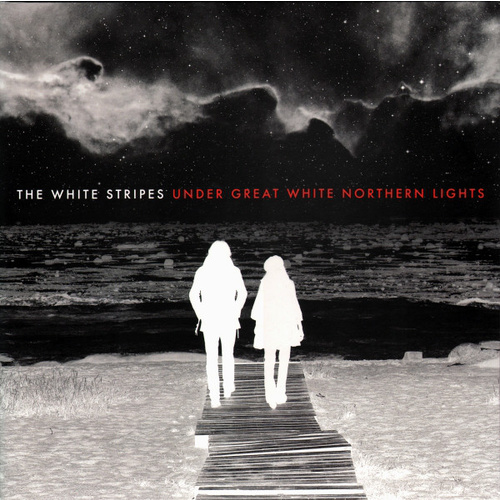 The White Stripes: Under Great White Northern Lights (2 LP)