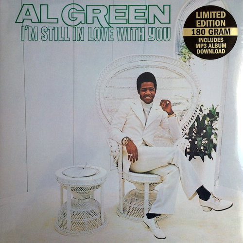 Al Green: I'm Still in Love With You (LP)