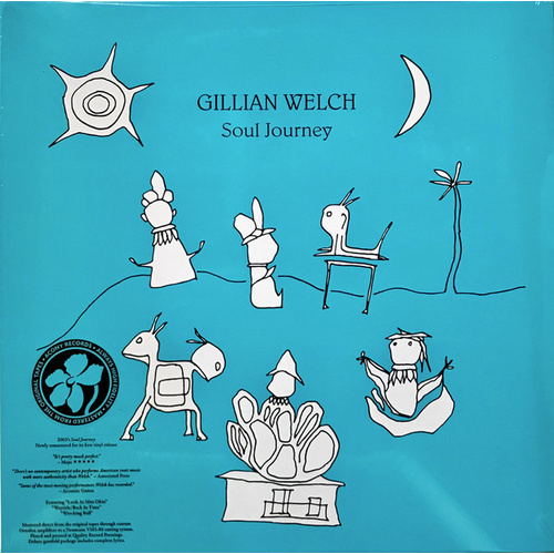 Gillian Welch: Soul Journey (LP)