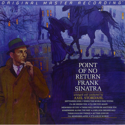 Frank Sinatra: Point Of No Return (MFSL LP)
