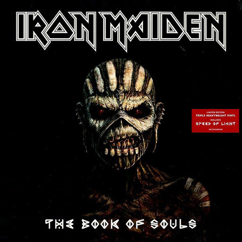 Iron Maiden: The Book Of Souls  (3 LPs)