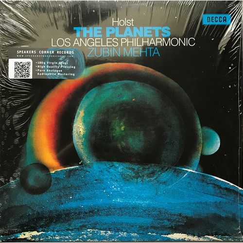 "Holst: ""The Planets"" (Suite)- Los Angeles Master Chorale, Los Angeles Philharmonic Orchestra conducted by Zubin Mehta"
