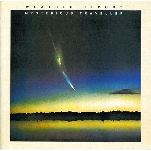Weather Report: Mysterious Traveller (LP)
