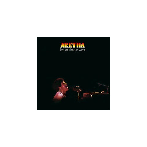 Aretha Franklin: Live at Fillmore West (LP)