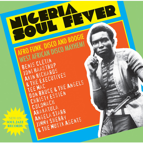 Soul Jazz Records Presents: Nigeria Soul Fever (Various Artists, 3 LP)