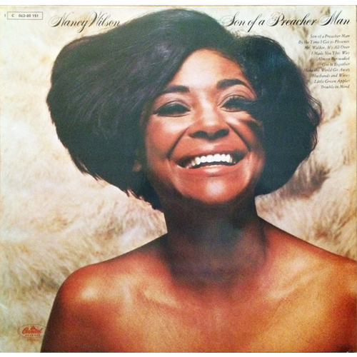 Nancy Wilson: Son Of a Preacher Man (LP)