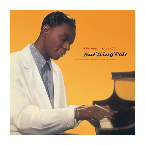 Nat 'King' Cole: The Piano Style of (LP)