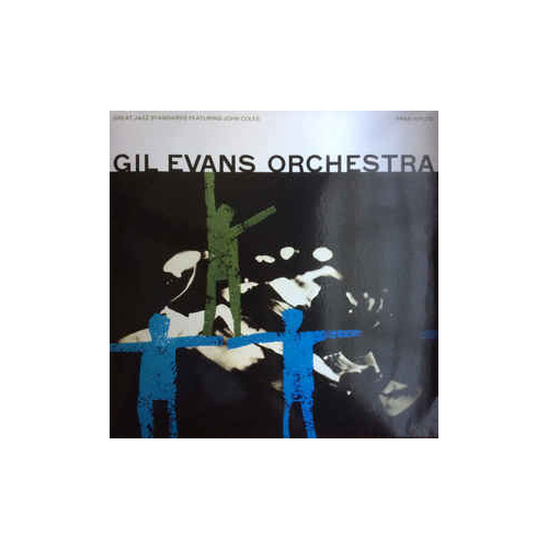 Gil Evans Orchestra: Great Jazz Standards (LP)