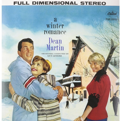 Dean Martin: A Winter Romance (LP)