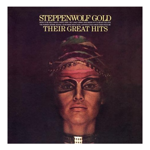Steppenwolf Gold - Their Great Hits (2LP)