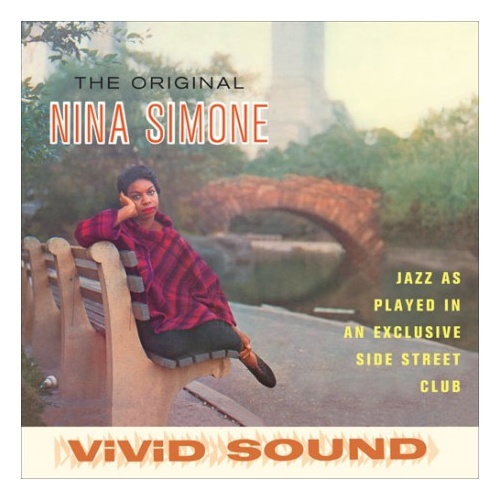 Nina Simone: Little Girl Blue (LP)
