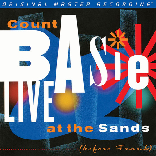 Count Basie ‎– Live At The Sands (Before Frank) (MFSL SACD)