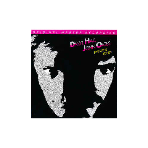 Daryl Hall, John Oates ‎– Private Eyes (MFSL SACD)