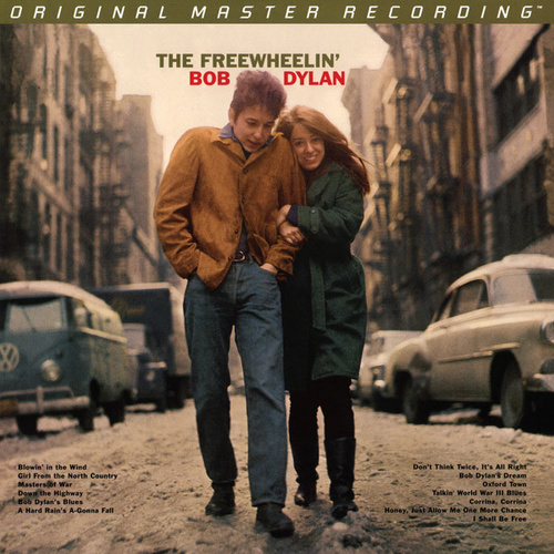 Bob Dylan: The Freewheelin' (MFSL - 2xLP, 45RPM)